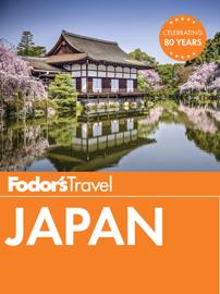 Fodor's Japan book