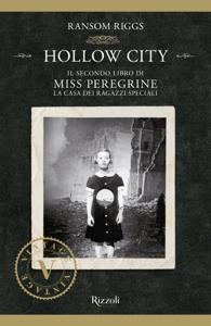 Hollow City Copertina del libro