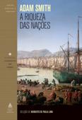 A riqueza das nações Book Cover