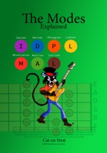 Cat on Strat the Modes Explained