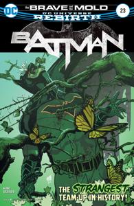 Batman (2016-) #23 Copertina del libro