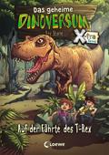 Das geheime Dinoversum Xtra 1 - Auf der Fährte des T-Rex Book Cover