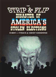 THE STRIP & FLIP DISASTER OF AMERICAS STOLEN ELECTIONS: UPDATED