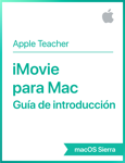 iMovie para Mac Guía de introducción macOS Sierra