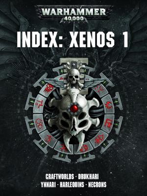 Index: Xenos 1 Enhanced Edition - Games Workshop book