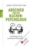 Abschied Von Der Kchenpsychologie