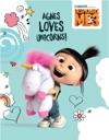 Despicable Me 3 Agnes Loves Unicorns