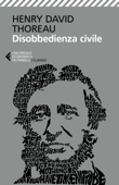 Disobbedienza civile Book Cover