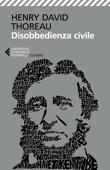 Disobbedienza civile Book Cover