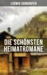 Die Schnsten Heimatromane Von Ludwig Ganghofer
