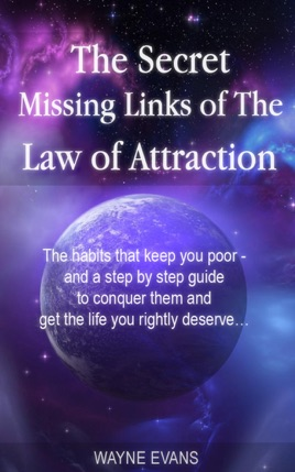 Book The Secret Law Of Attraction