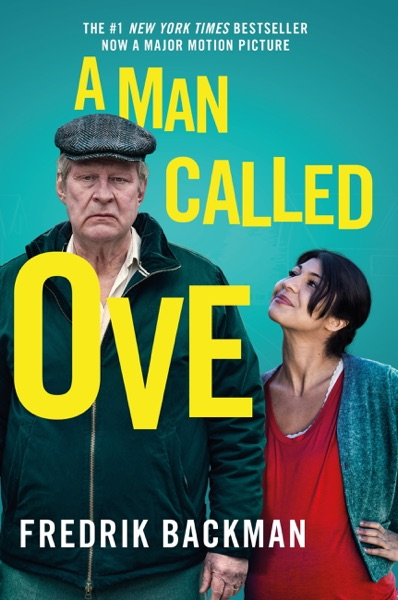 A Man Called Ove - Fredrik Backman book cover