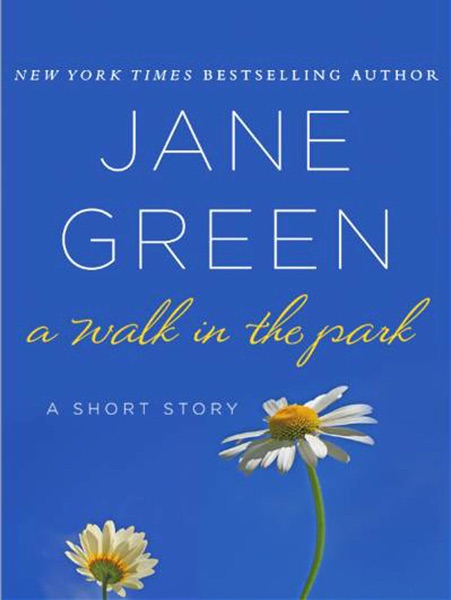 A Walk in the Park - Jane Green book cover