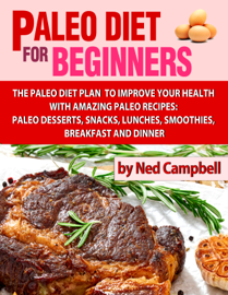 Paleo Diet For Beginners Amazing Recipes For Paleo Snacks, Paleo Lunches, Paleo Smoothies, Paleo Desserts, Paleo Breakfast, And Paleo Dinners book