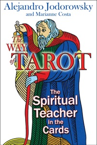 The Way of Tarot Book Cover