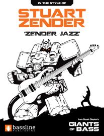 Stuart Zender - 'Zender Jazz'