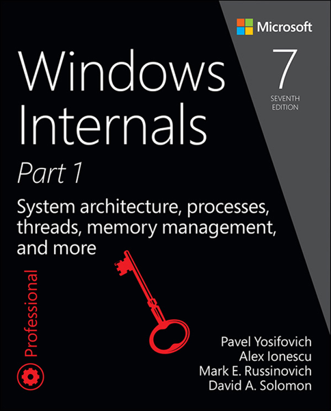 Windows Internals, Part 1: