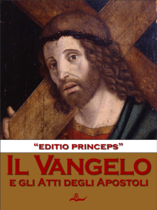 Il Vangelo Copertina del libro