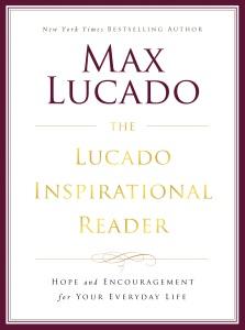 The Lucado Inspirational Reader Book Cover