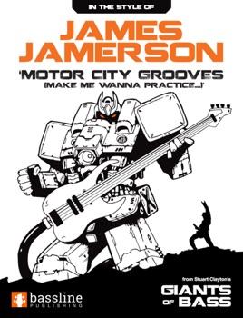 James Jamerson - 'Motor City Grooves (Make Me Wanna Practice   )'