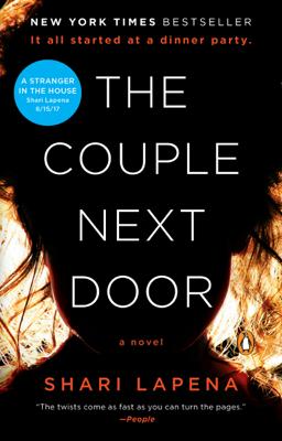 The Couple Next Door - Shari Lapena book