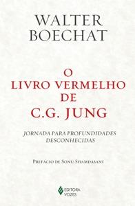 O livro vermelho de C. G. Jung Book Cover
