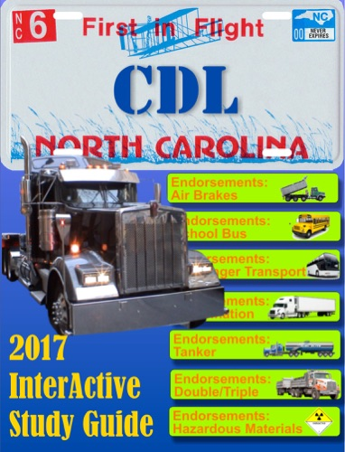 CDL NC Commercial Drivers License - William Chester - William Chester