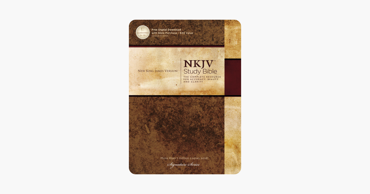 ‎NKJV, The NKJV Study Bible, eBook
