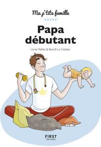 Papa débutant, 9e La couverture du livre martien