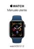 Apple Inc. - Manuale utente di Apple Watch Grafik