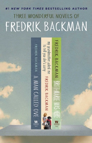Fredrik Backman - The Fredrik Backman Collection