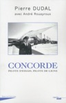 Concorde  Pilote Dessais Pilote De Ligne