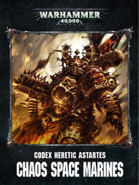 Codex: Chaos Space Marines Enhanced Edition book