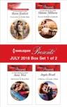 Harlequin Presents July 2018 - Box Set 1 Of 2