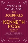 Whos In Whos Out The Journals Of Kenneth Rose
