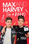 Max And Harvey In A Book