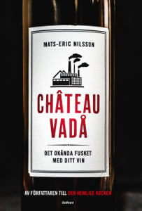 Chateau vadå Cover Book