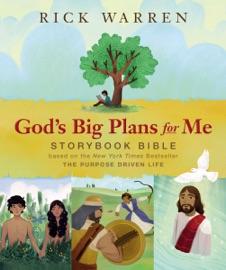 God's Big Plans for Me Storybook Bible PDF Download