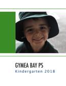 Gymea Bay Public School Kindergarten 2018