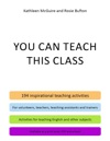 You Can Teach This Class