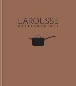 New Larousse Gastronomique Libro Cover