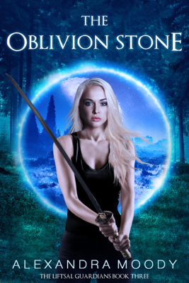 The Oblivion Stone - Alexandra Moody book