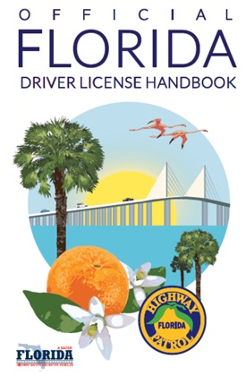 Florida Class E Driver License Handbook book cover