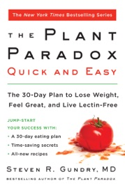 The Plant Paradox Quick and Easy PDF Download