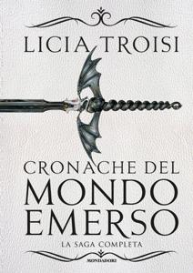 Cronache del mondo emerso - La saga completa Copertina del libro