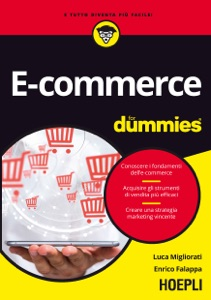 E-Commerce For Dummies Book Cover