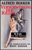 Bount Reiniger - Verschwörung der Killer: Kriminalroman