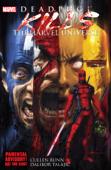 Deadpool Kills The Marvel Universe Book Cover