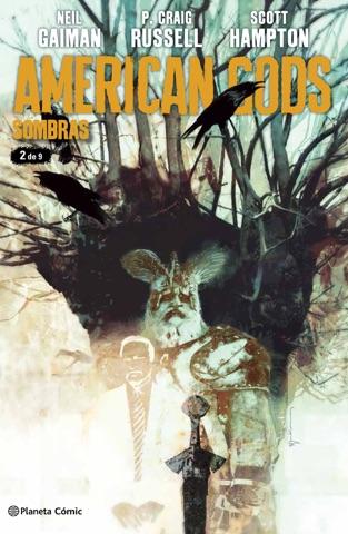 American Gods Sombras Nº 02 09 By Neil Gaiman Philip Craig Russell