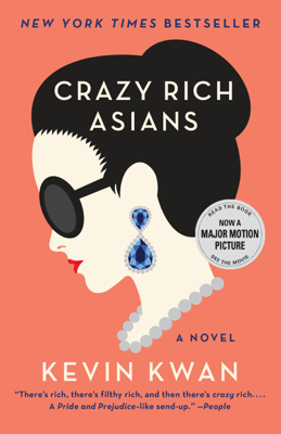 Kevin Kwan - Crazy Rich Asians book